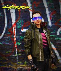 Cyberpunk 2077 Cosplay 2