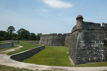 Castillo de San Marcos by gunfreak57