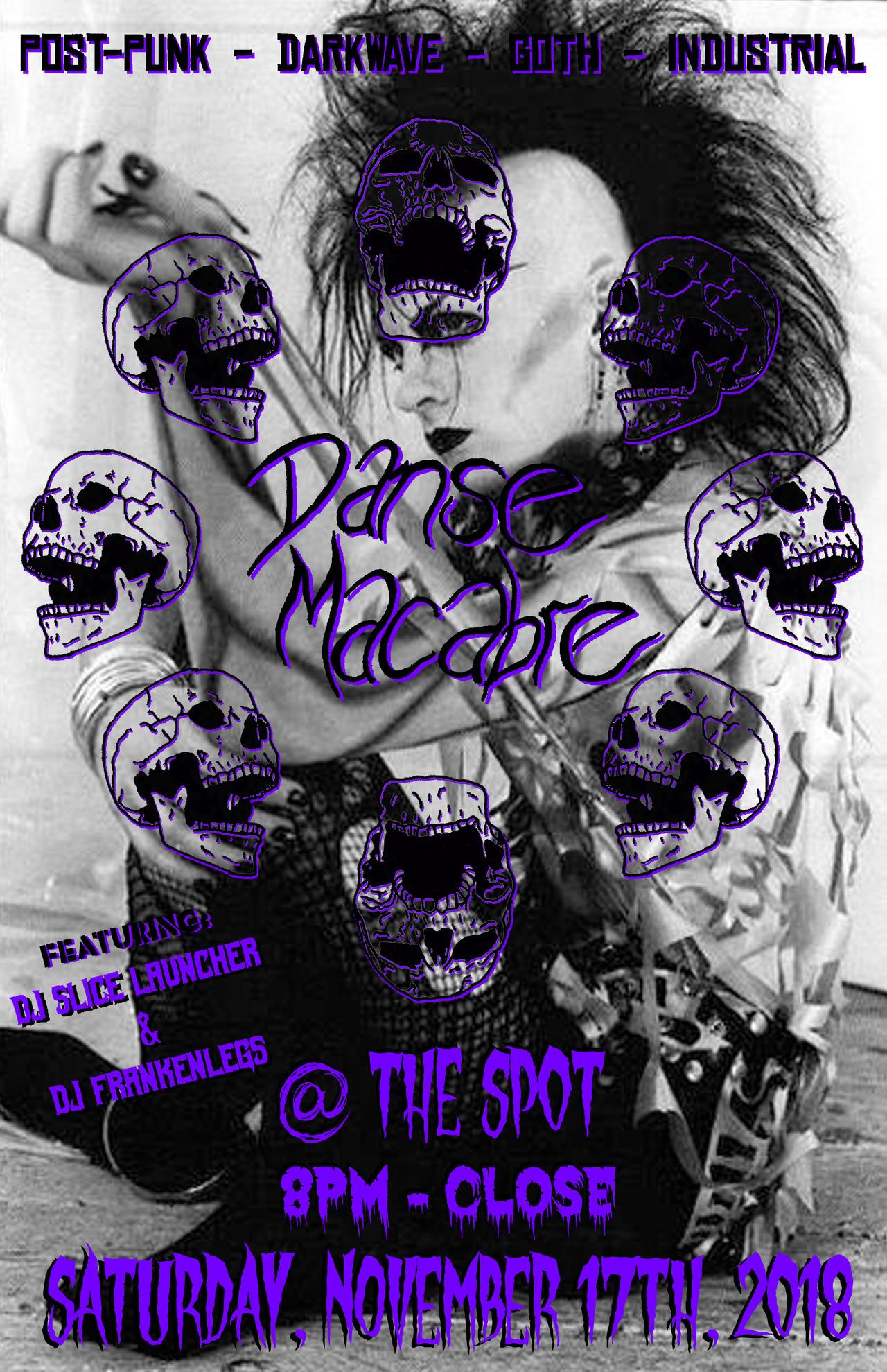 Danse Macabre 11-17-18