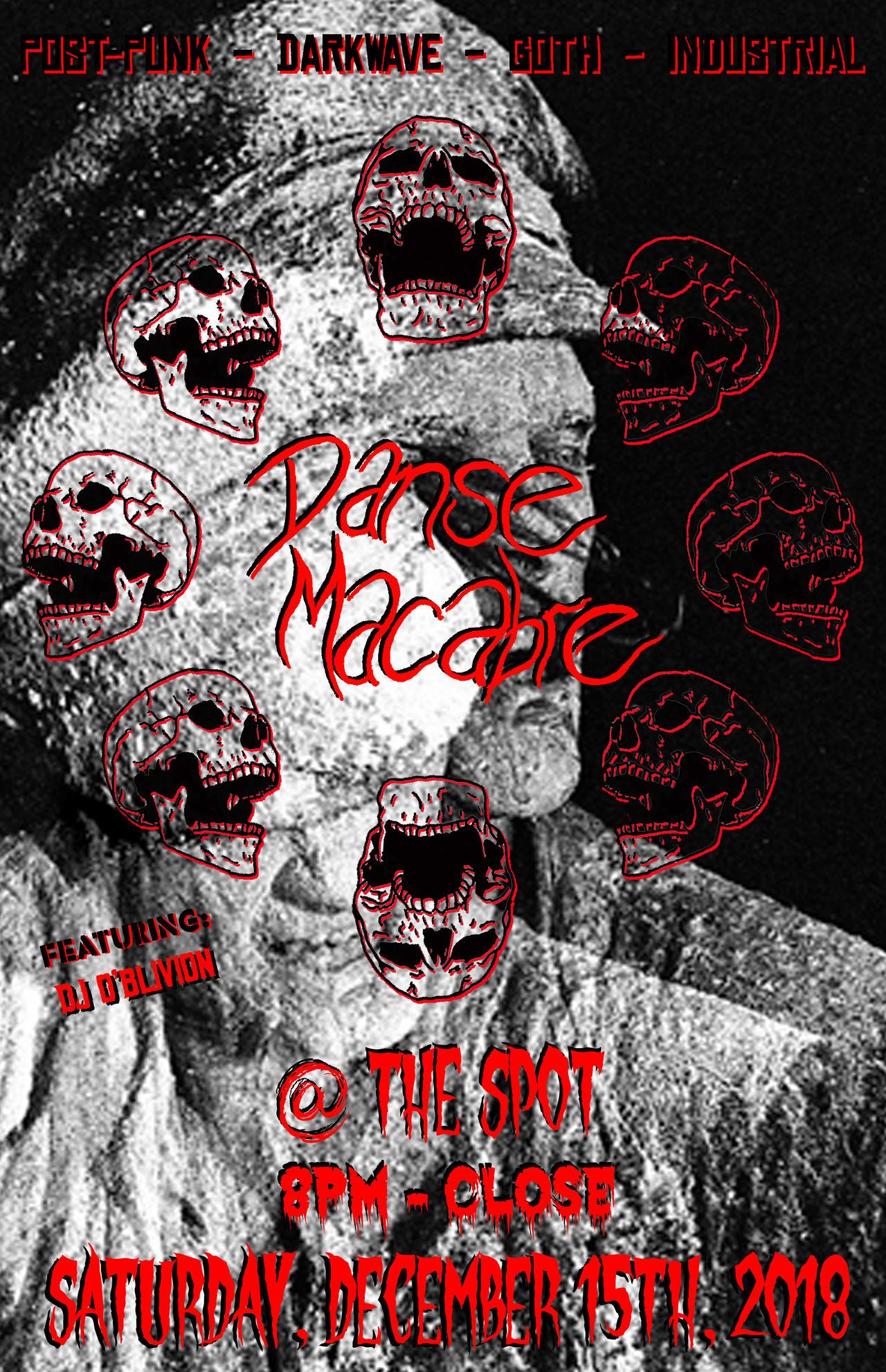 Danse Macabre 12-15-18