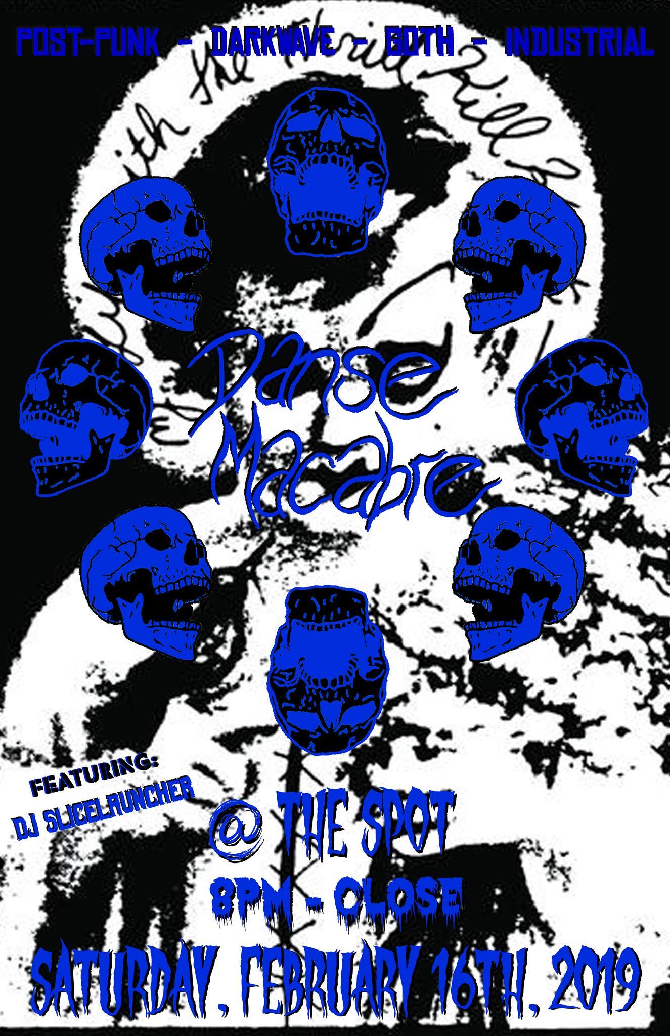 Danse Macabre 2-16-19