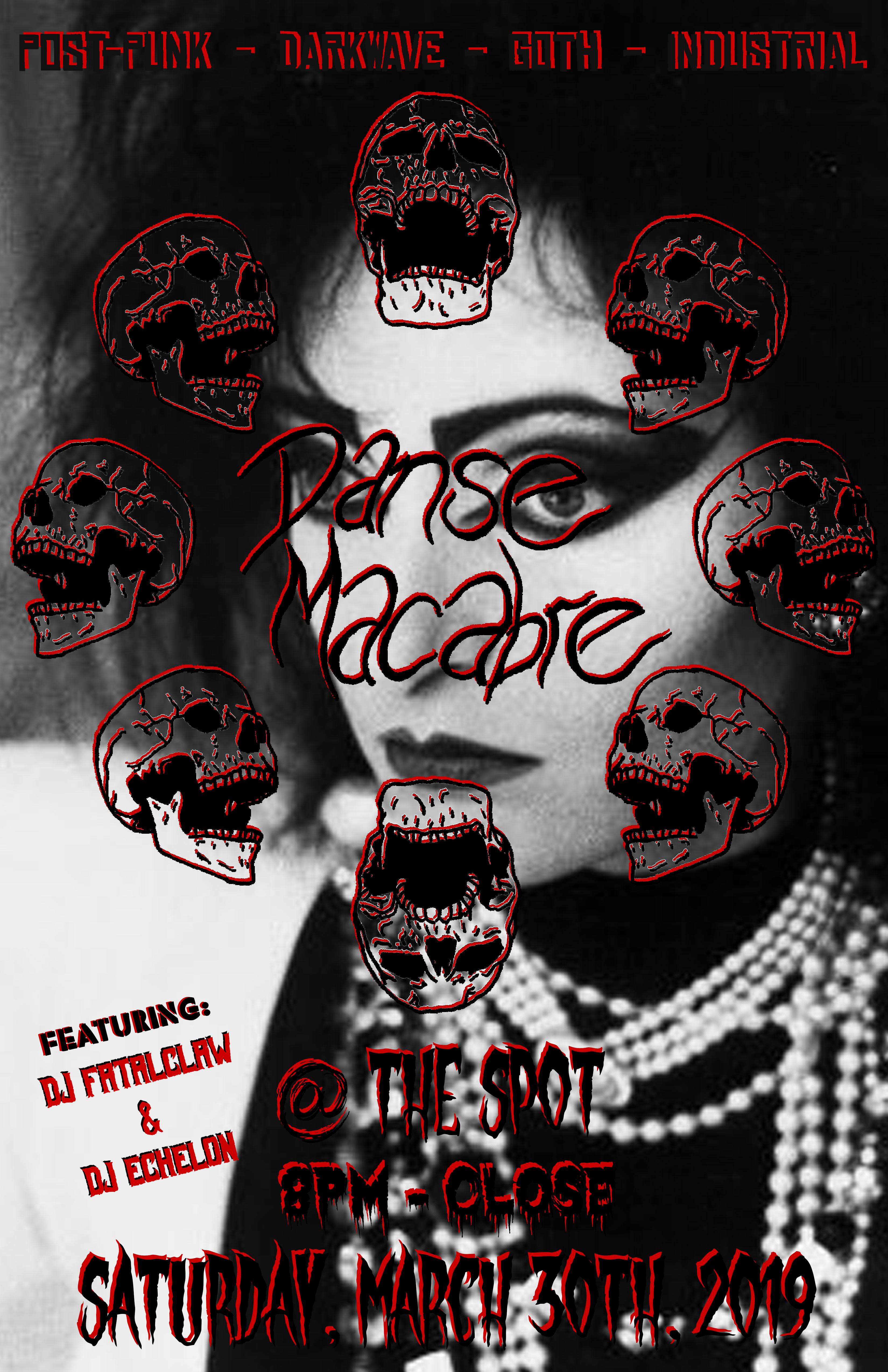 Danse Macabre 3-30-19