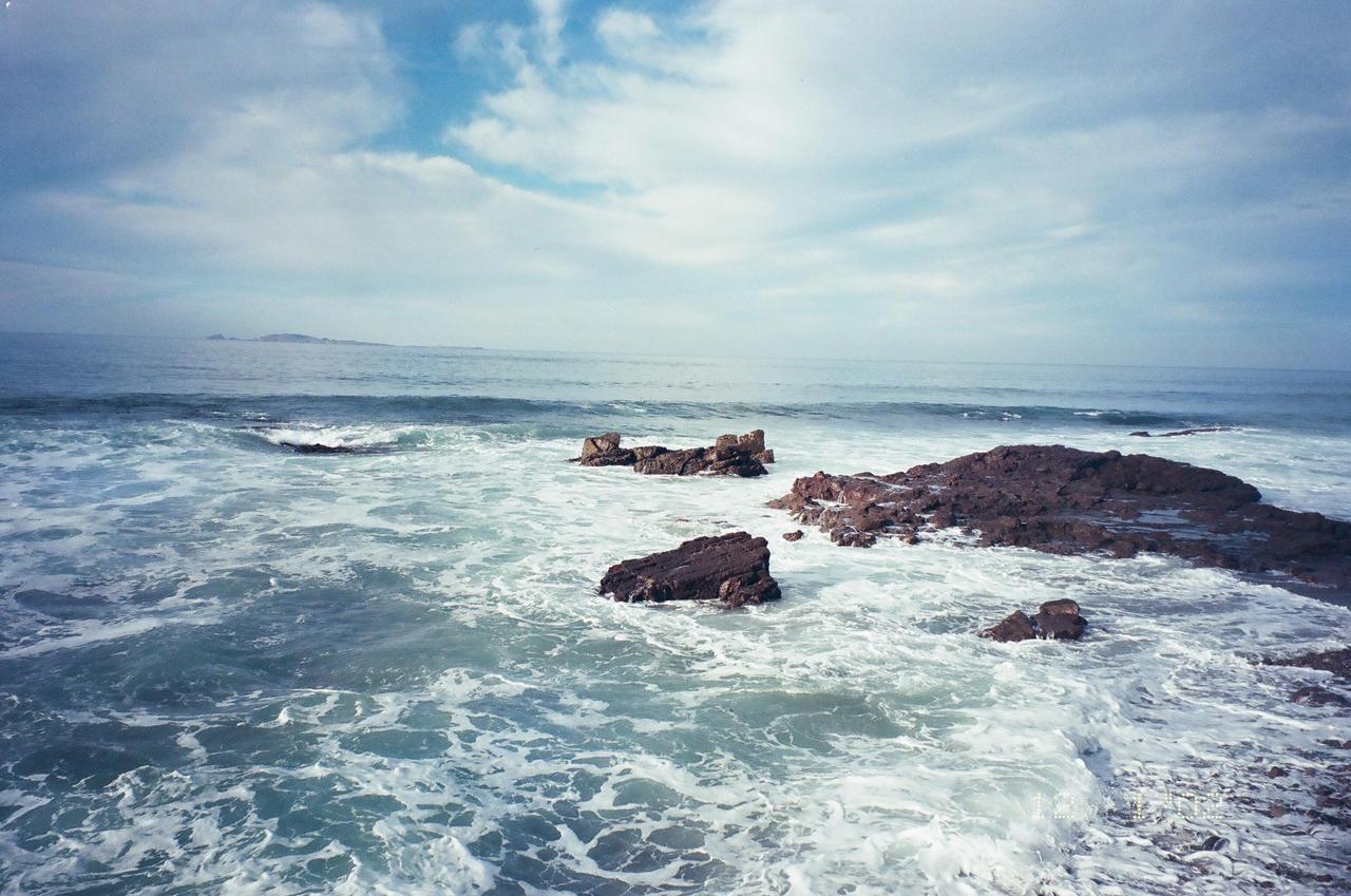 Ensenada's Pacific Ocean View