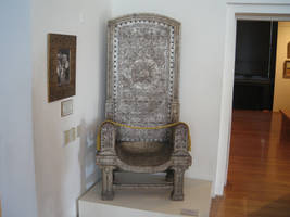 Romanian Throne by rifka1
