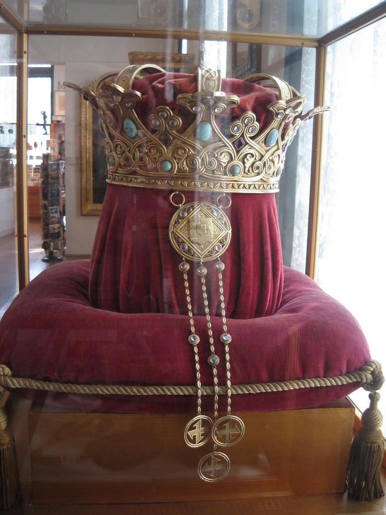 Queen Marie's Coronation Crown by rifka1