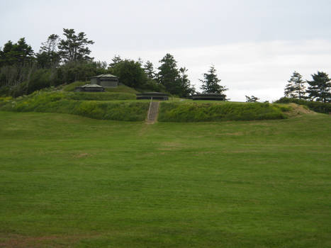 Fort Casey State Park: Fire Control Station