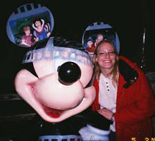Rebecca and Mickey