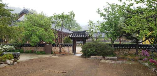 Quiet garden - Jeonju