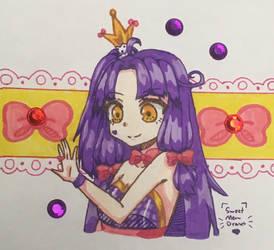 [OC] Spoiled Princess