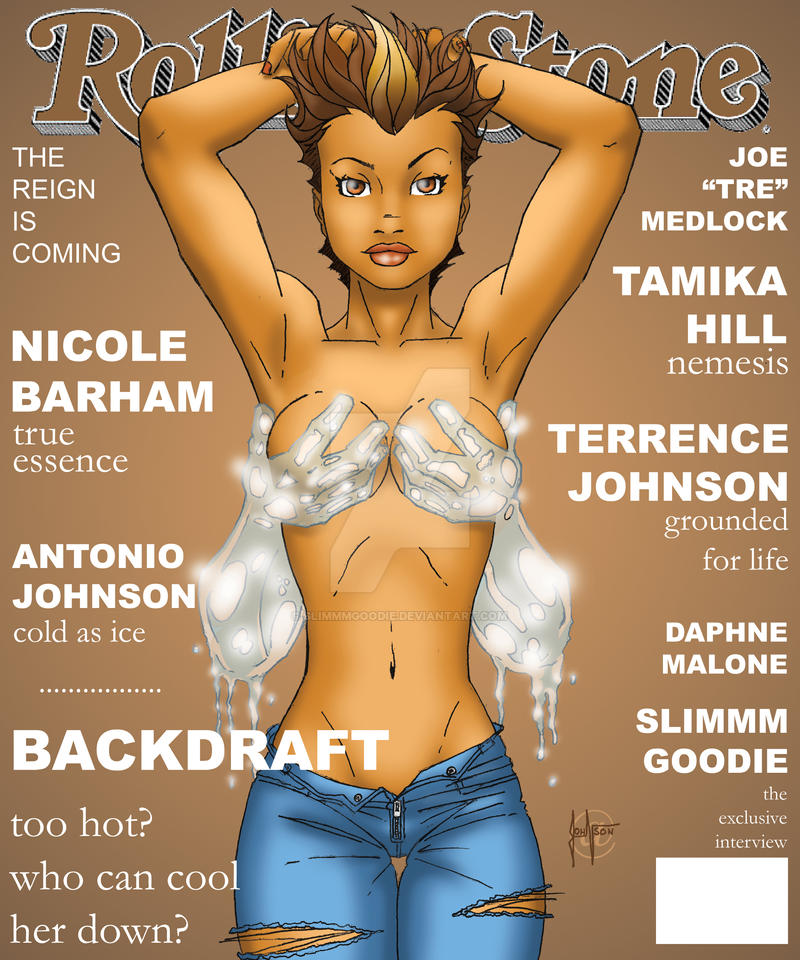 Hottest RollingStone Cover by SlimmmGoodie
