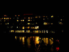 Night By The Water by seabug