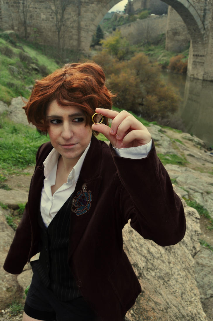 Bilbo Baggins - The Hobbit by Megumi-Nightwack