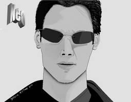 Neo - The Matrix by michelledh