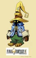 Vivi  -  Final Fantasy 9 by michelledh