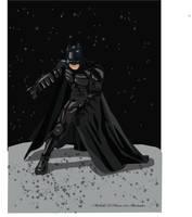 The dark knight by michelledh
