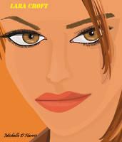 Lara Croft by michelledh