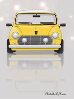 Yellow Mini by michelledh