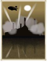 World War 2 at Battersea by michelledh