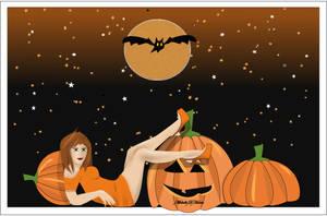 Happy Halloween by michelledh