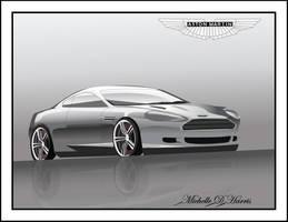 Aston Martin by michelledh
