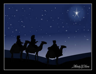 We Three Kings by michelledh