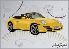 Porsche 911 by michelledh