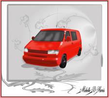 Phills Volkswagen T4 by michelledh