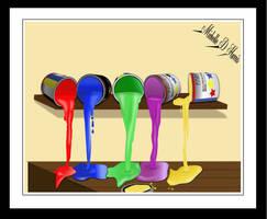 Colour splash by michelledh