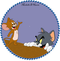 Tom And Jerry by michelledh