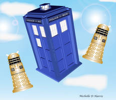 Dr Who by michelledh
