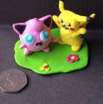 Pikachuandjigglypuff