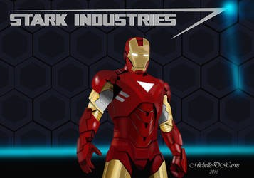 Ironman2 by michelledh