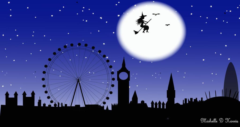 Halloween in London by michelledh