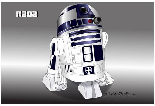 R2-d2 by michelledh