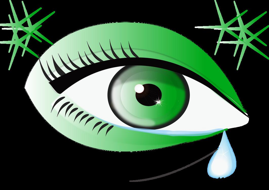 Crying Eye by michelledh