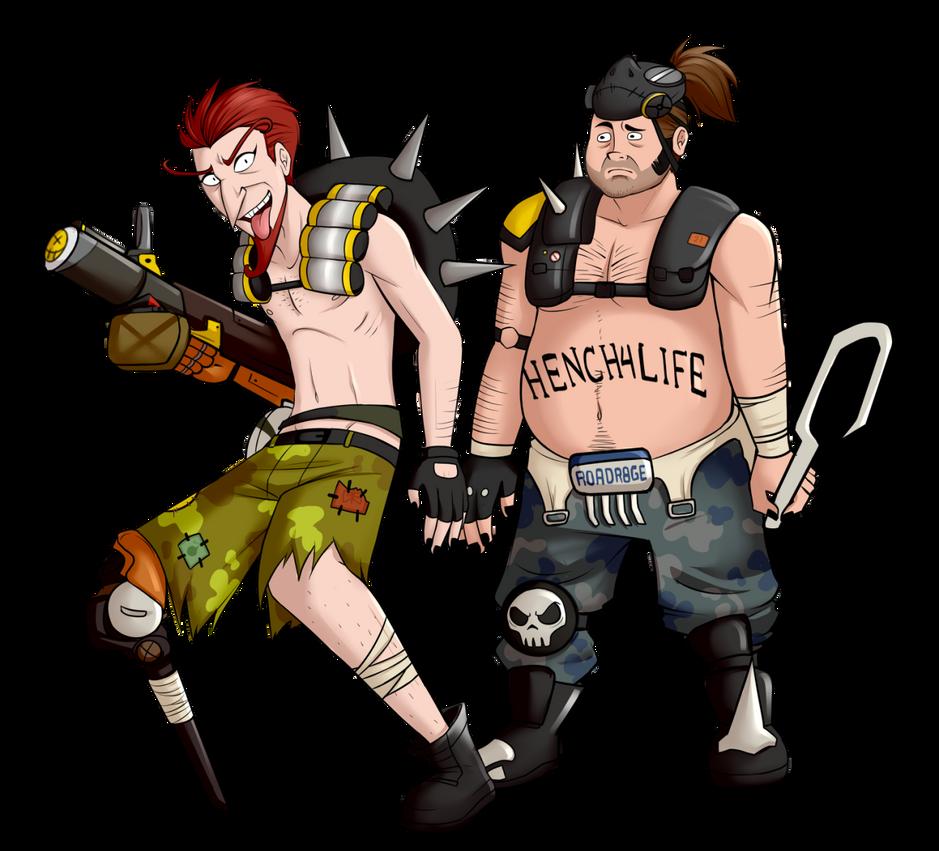 The Junker Bros. by MorphoFan