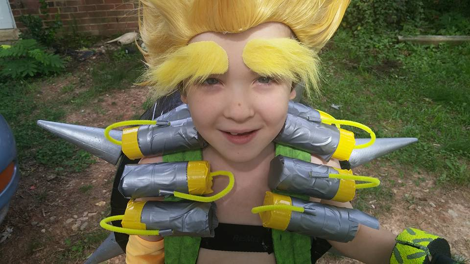 Junkrat Cosplay 02 by MorphoFan