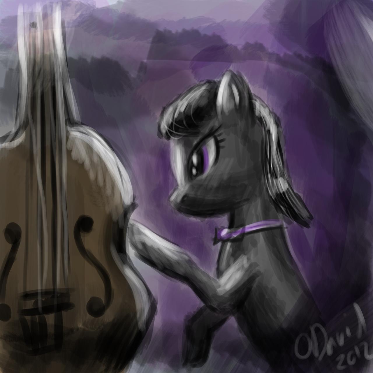 Octavia by duh-veed
