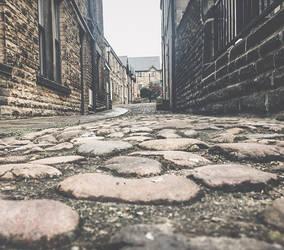 Cobble Backstreet  by nobody160