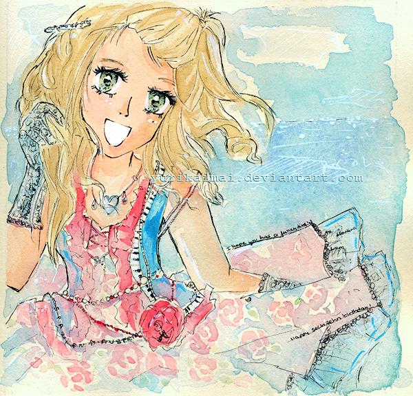 sixteenies by YurikaImai