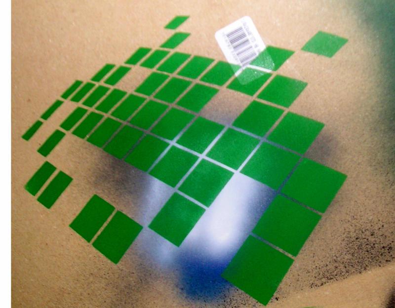 Space Invader II by paulieslim