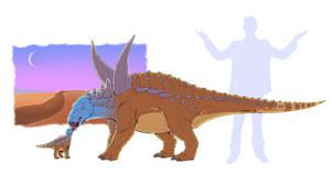 Fossil Friday #08: Sauropelta