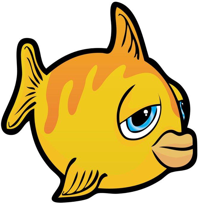 vector fish clip art free - photo #46