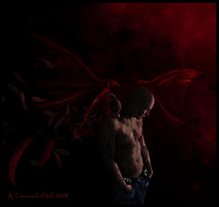 heaven Send. by CinnamonGirlMika