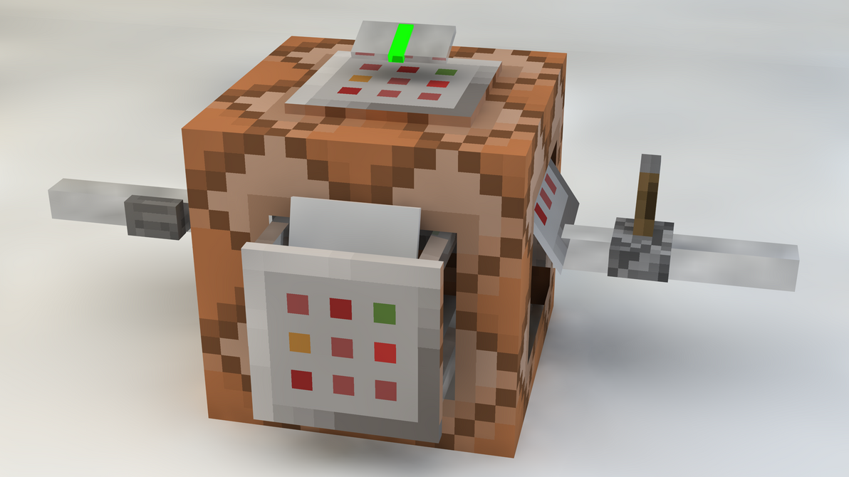 minecraft how to get command bock