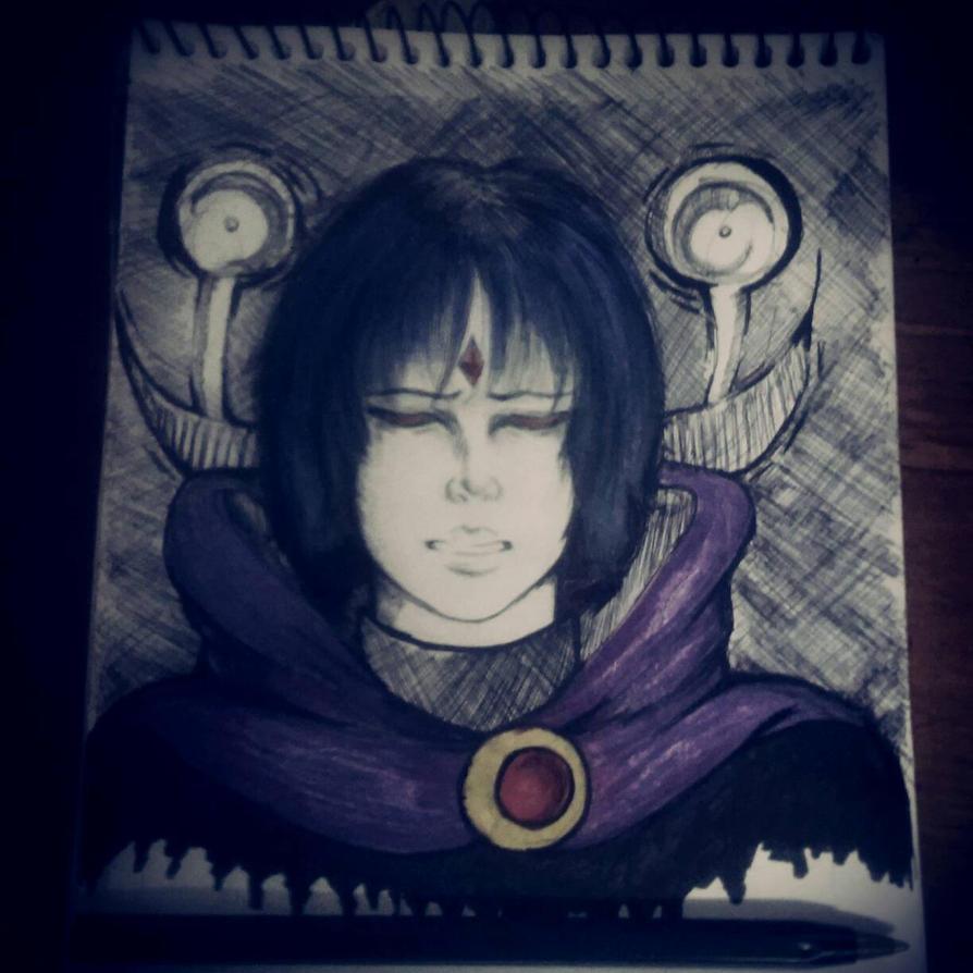 Raven: Hopeless by Beloved-Star