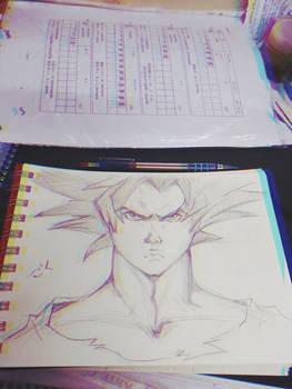 DBZ: Goku