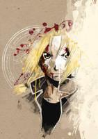 Edward Elric by NadegeBox