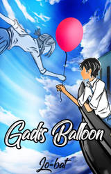 Gadis Ballon my cover Wattpad by sodrukun