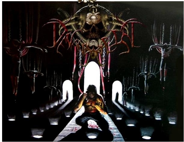 Devangelist - Album Cover by SoulRebel9